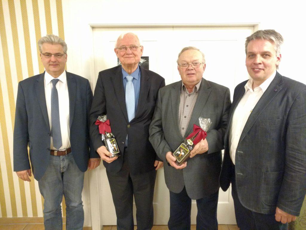 Samtgemeindeverband Rehden: Jahreshauptversammlung 2017